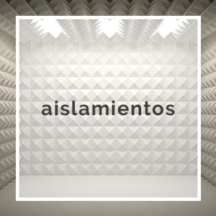 AISLAMIENTOS